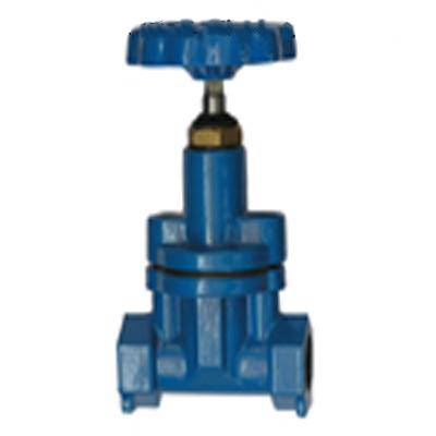 maobo Z15X-16 rubber wedge gate valve(non-rising stem)
