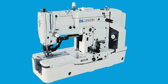 GF11018G lockstitch straight buttonholing sewing machine