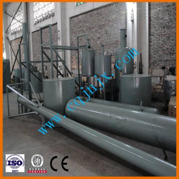 ZSA Vaccum Distillation Machine to Base Oil