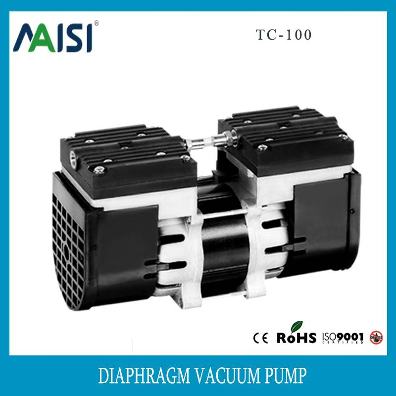 100w Dental vacuum pump diaphragm air pump pump