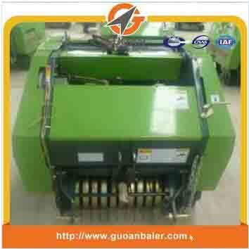 Manufacturer pasture bundling machine with high quality