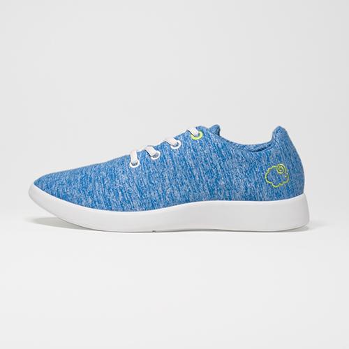 Wool shoe LeMouton Classic_Royal Blue