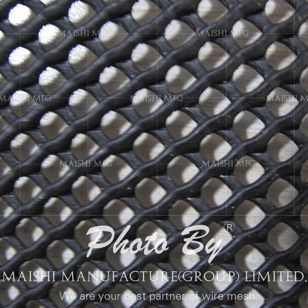 pipeline protection mesh