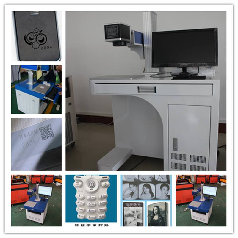 High Quality 20W Fiber Laser Metal Marking Machine/Fiber Laser Marking Machine