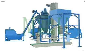 Dry Mortar Machinery & Processing Service