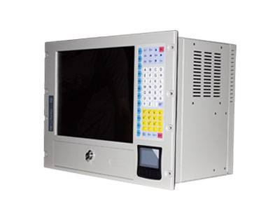 15 Inches LCD Industrial Workstation IEC-855