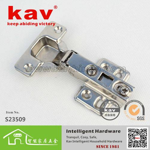 slide hinge two way door hinge