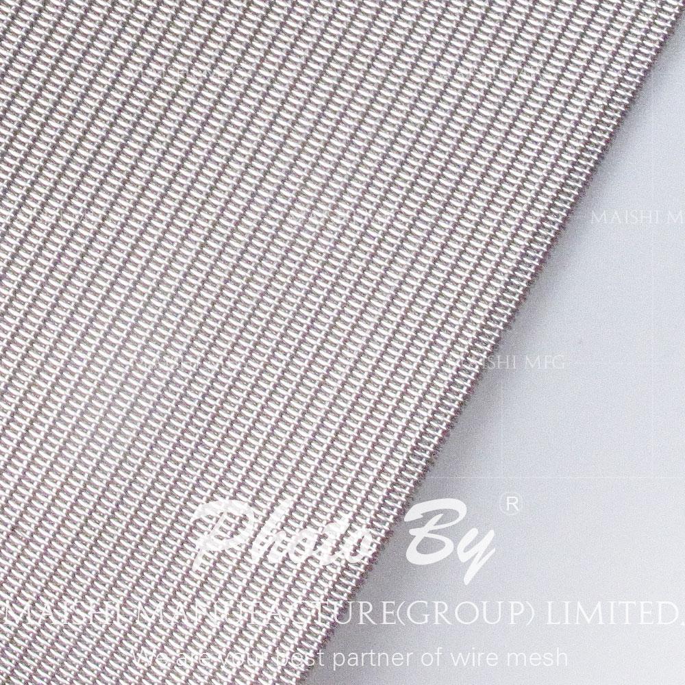 Reverse Twill Dutch Weave Stainless Steel Wire Mesh