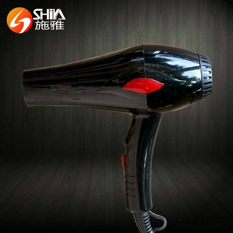 superior quality Studio Salon Collection Styling Tools Ceramic Hair Dryer Black No Noise Blow Dryer
