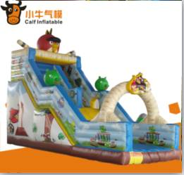 Latest arrival top sale nemo inflatable slide with good price