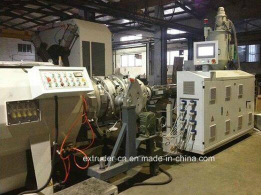PE Pipe Making Machine for Gas and Water