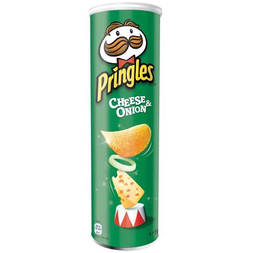 Pringles Cheese & Onion Crisps 190g