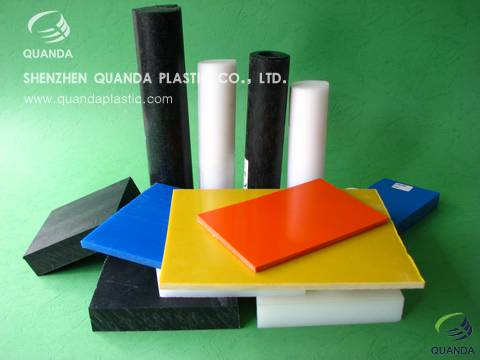 Tenselon PA engineering plastic sheet and rod