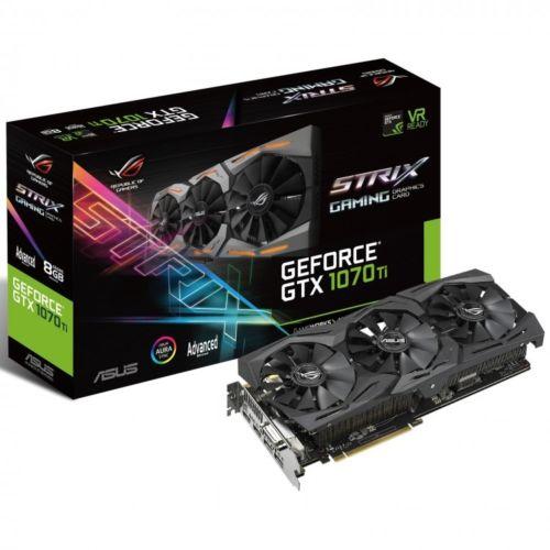 ASUS GeForce GTX 1070Ti ROG STRIX 8GB GDDR5 Gaming