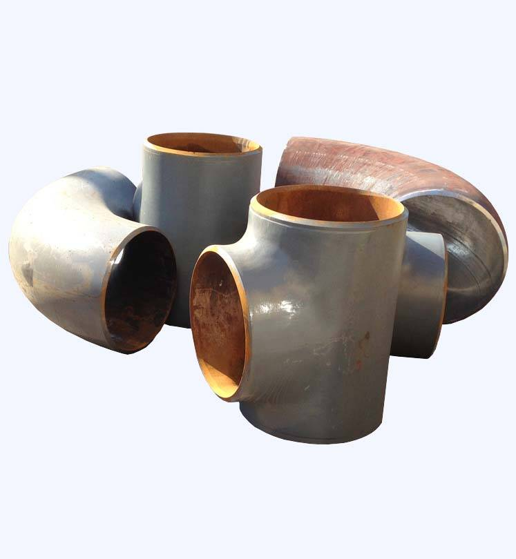 High-Strength Steel Butt-Welding Fittings