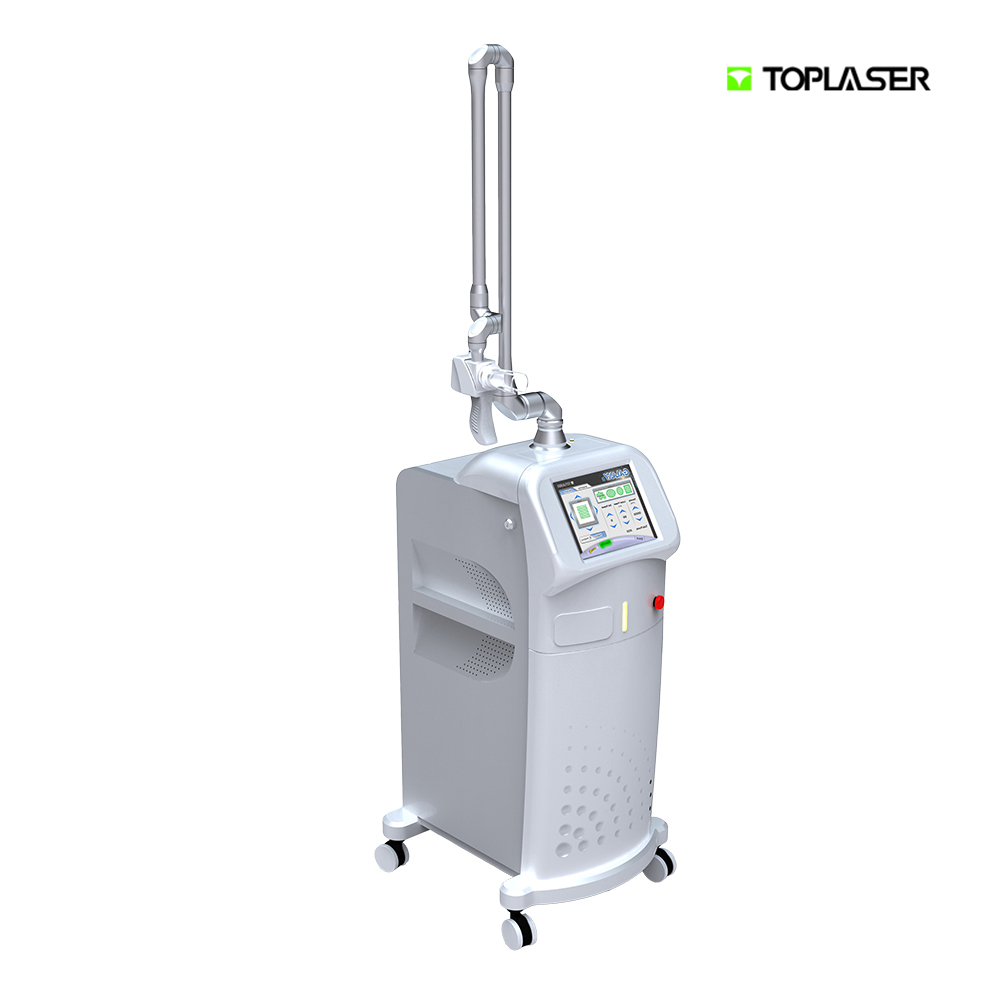 RF Excited CO2 Fractional Laser Beauty Machine