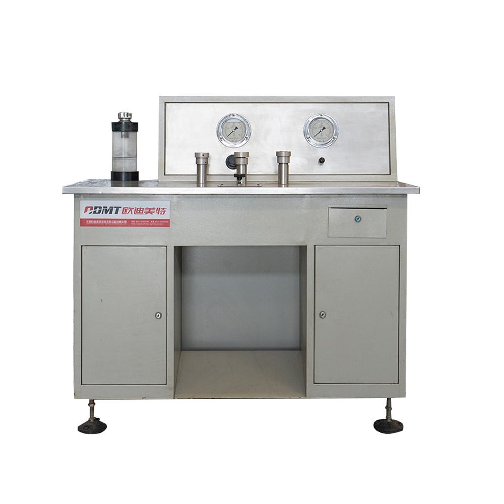 Pressure Gauge Calibration Bench