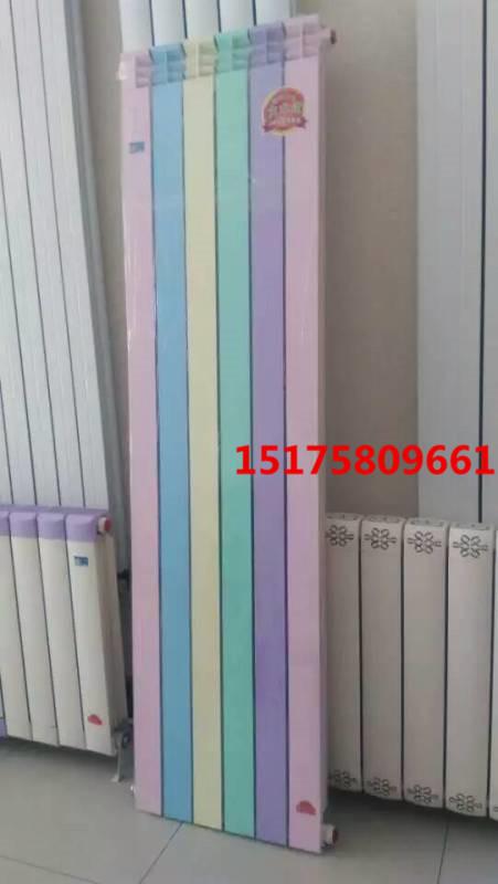 Die-cast aluminum radiator bimetal die-casting aluminum radiator production plant direct supply