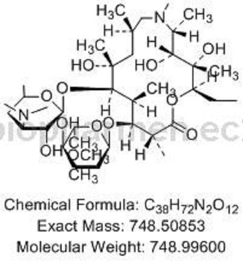 All Kinds of Azithromycin Impurity