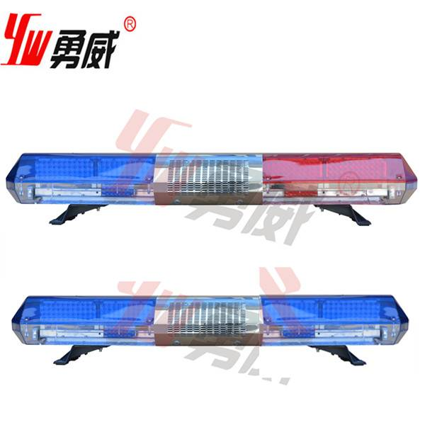 Emergency ambulance lightbar, DC12V Led warning lightbar