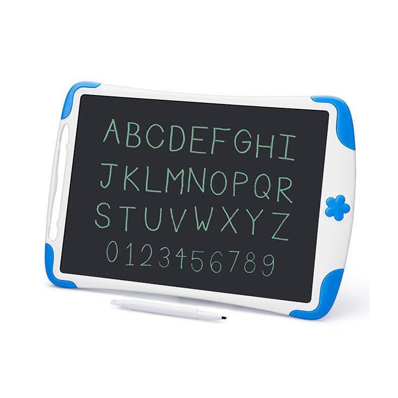 Children portable 10 inch drawing board LCD writing tablet with style pen_HL4342