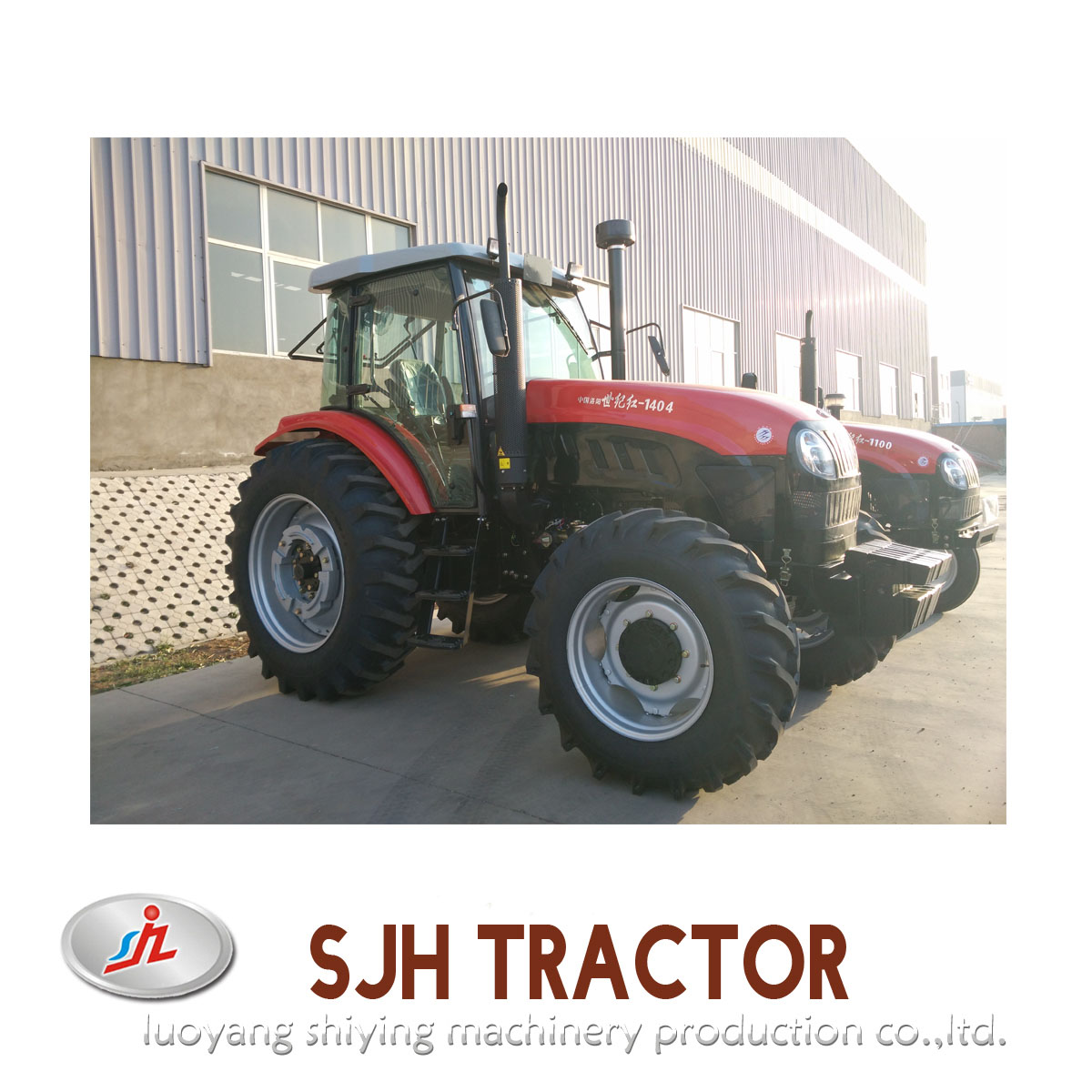 Chinese 140hp big horsepower 4x4 SJH1404 Tractor