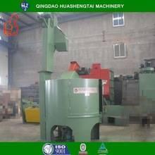 Manufacturer turning rotary table abratorshot blasting machine with qualified wheel abrator