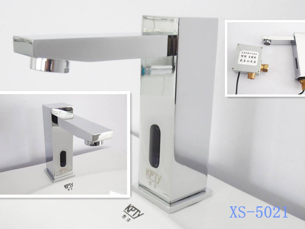 Self-powered auto faucet (XS-5021)