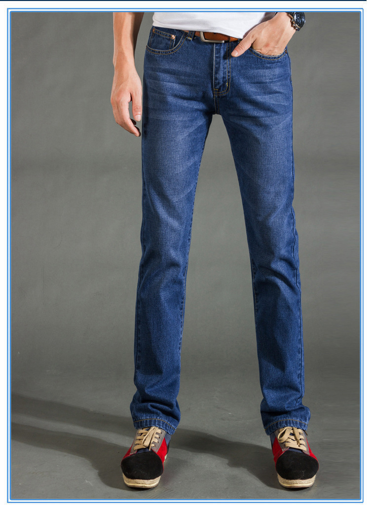 The new style jeans pants for men