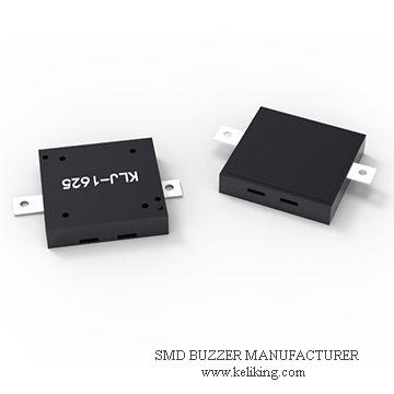 L16.0mmW16.0mmH2.5mm SMD Buzzer Audio Transducer Acoustic component KLJ-1625