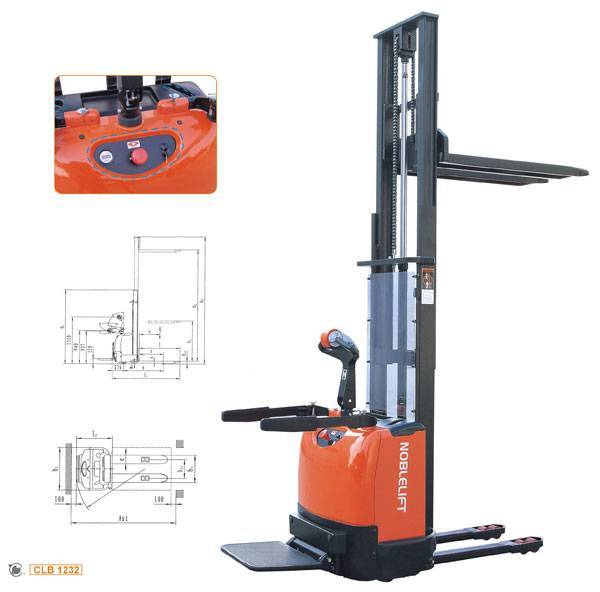 Power Stacker CLB Series