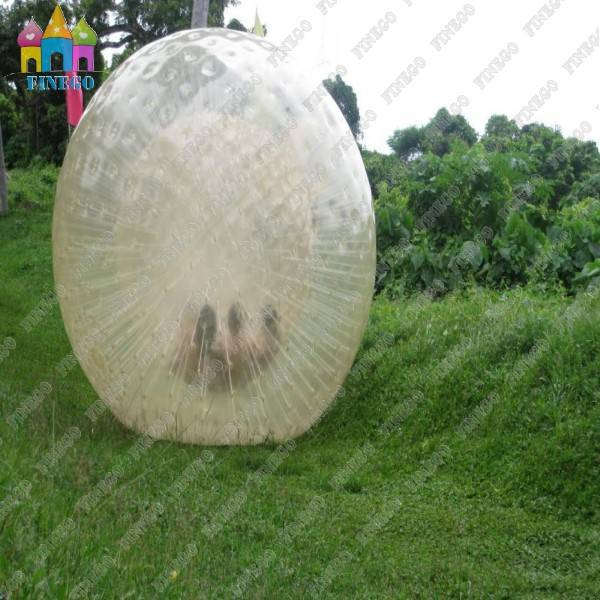 Inflatable Grass Ball for Kids