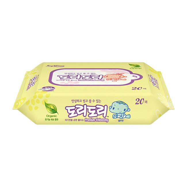 Dori-Dori Premium baby(Wet wipes/Wet tissue)