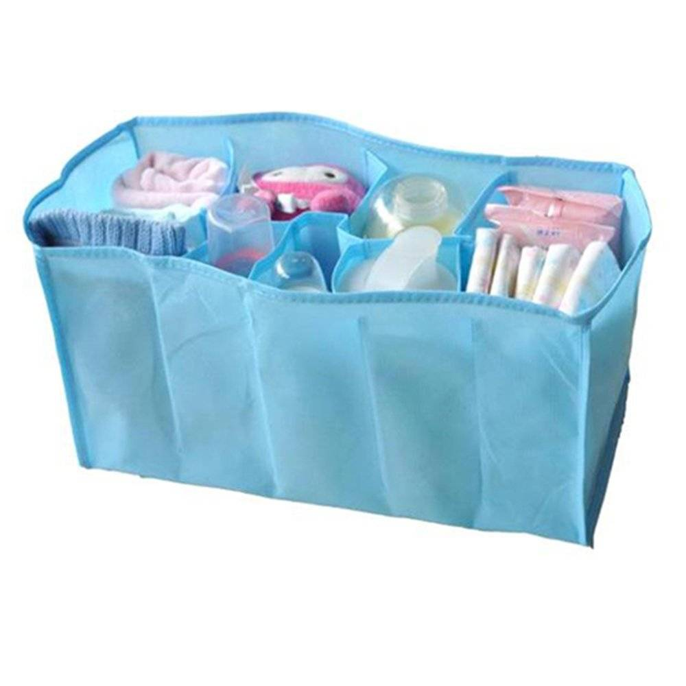 Travel Outdoor Portable Baby Diaper Insert Storage Bag Mother Bag