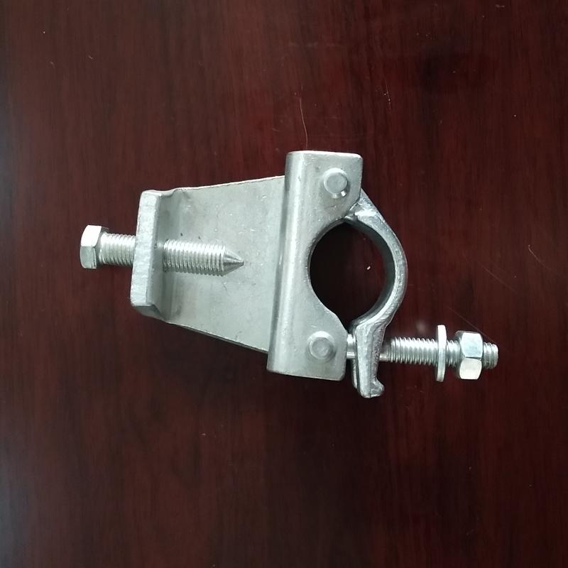 Scaffolding forged Gravlock girder beam clampsBS1139/EN74