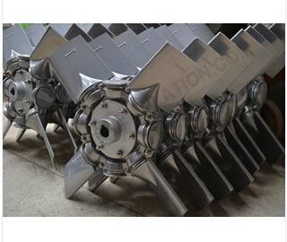 Customized Industrial Axial Flow Fan Blades