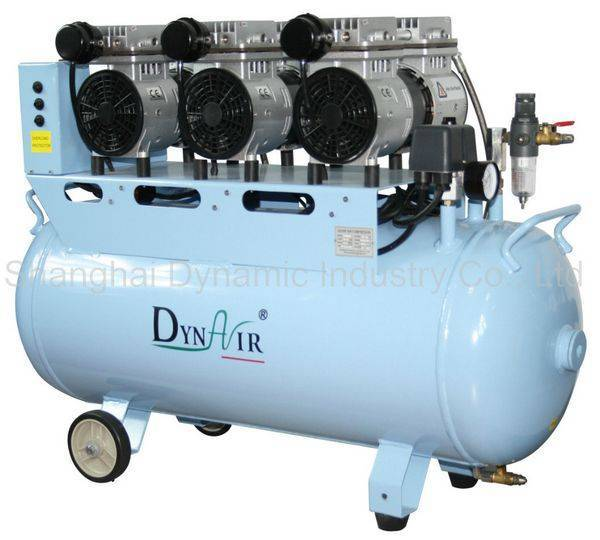 Silent Oilless Air Compressor (DA5003)