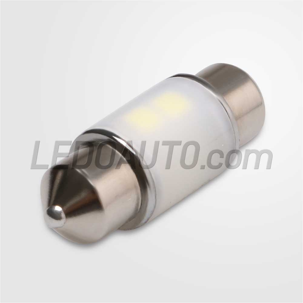 3D DESIGN 360 DEGREE FESTOON 28mm 31mm 36mm 39mm 41mm LED Light Car Bulbs