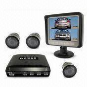 CCTV Multi-camera Rear-view System