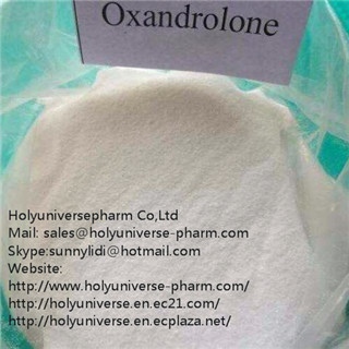 Oxandrolone Anavar Lonavar Anabolic-androgenic Steroid CAS 10418-03-8