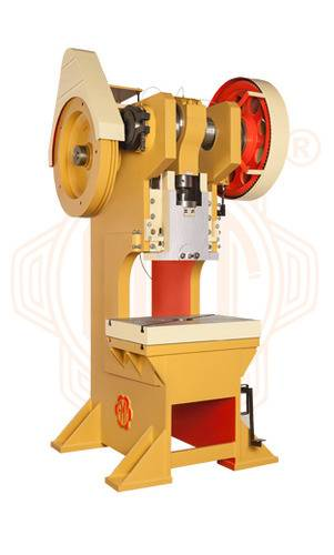 C Type Single Geared and Double Geared Power Press