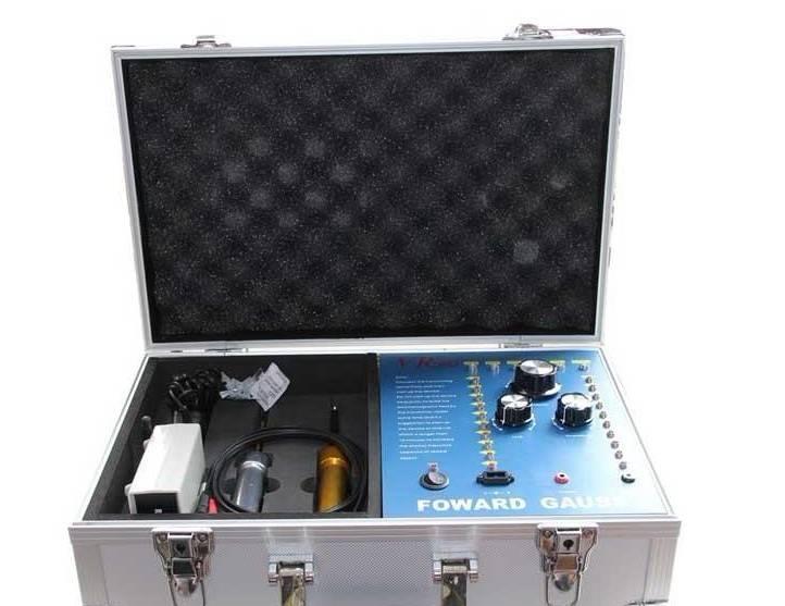 Ground diamond metal detector 50 m 12VDC / precious metal detector