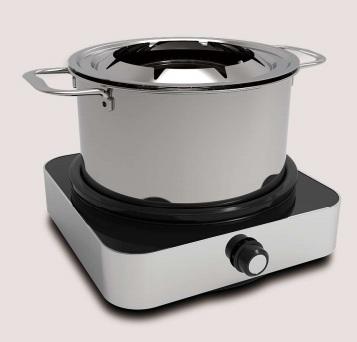 Fondue sets electric chafing dish hot pot