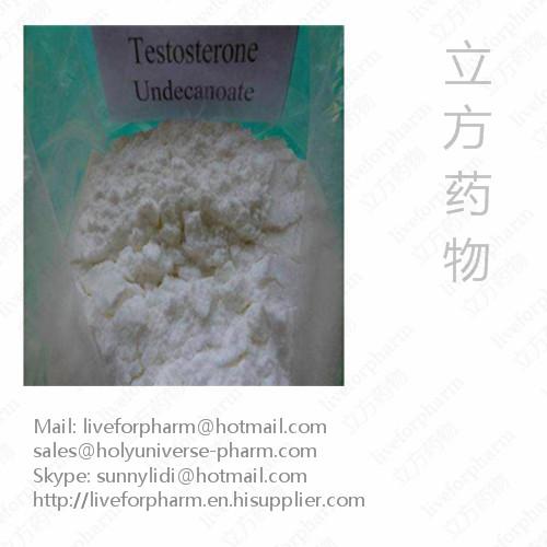 Purity 99% Testosterones Undecanoate/Powder/CAS5949-44-0