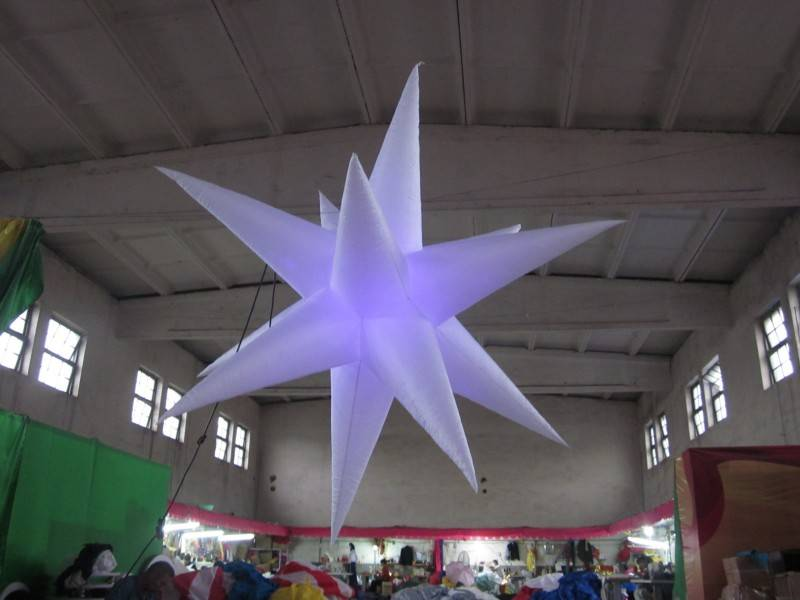 inflatable wedding decoration