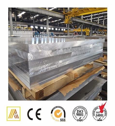 china top ten supplier aluminium roofing sheet aluminum plate 7075