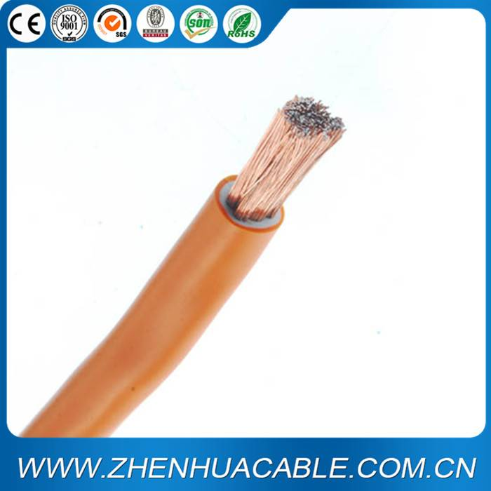 PVC Welding Cable Battery Cable Direct Manufacturer
