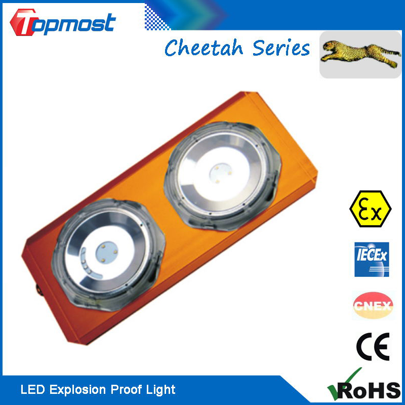 Emergency LED Lighting for Zone 1 and Zone 2