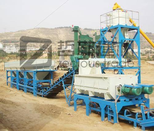 WBZ300-600Stablized soil Batching Plant