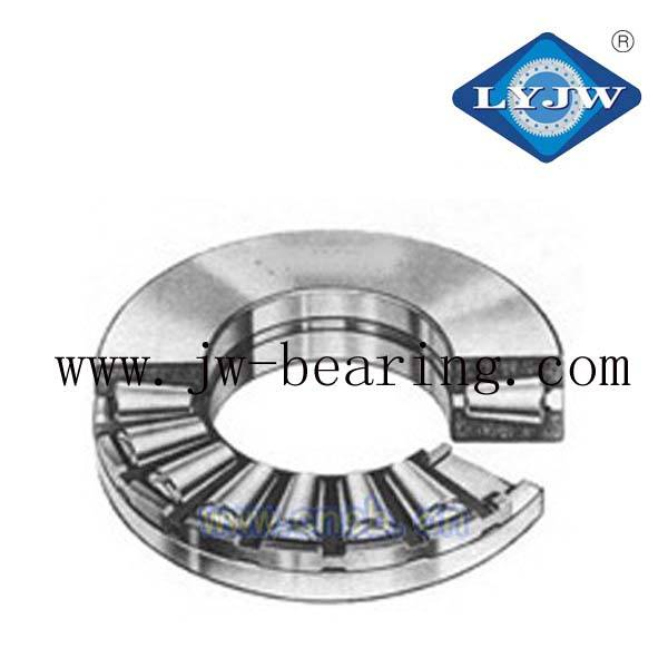 Roller and ball combination slewing ring